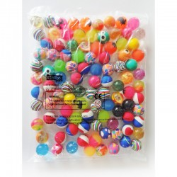 1000 x Bouncing Ball MEDIUM 27mm 0.26zl/pcs