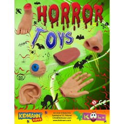 HORROR TOYS 45/55mm 200szt....