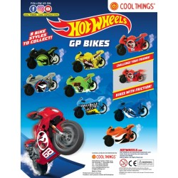 HOT WHEELS MOTORY 55mm 100...
