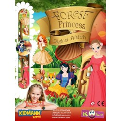 FOREST PRINCESS- ZEGAREK...