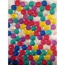 2000 x Bouncing Ball - DIAMOND 27mm -0.33zl/pcs