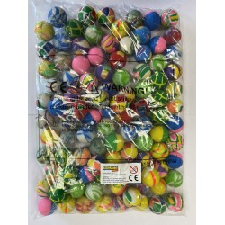100 x BOUNCING BALL - ECO 32mm 0.33zł