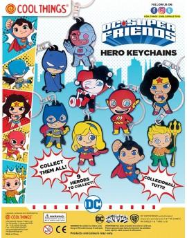 SUPERFRIENDS HERO BRELOK...